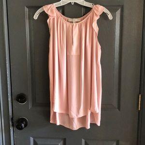 Blush Pink Blouse